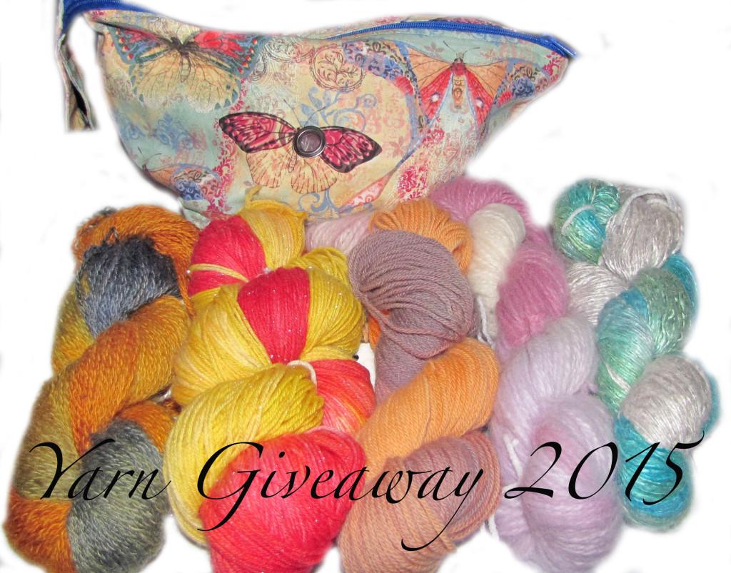 Yarn Giveaway!