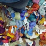 What to do with variegated yarns?